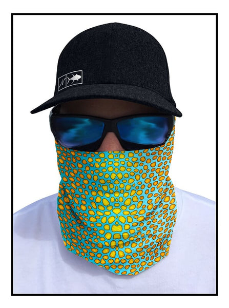 Spotz Fishing Face Guard Sun Mask