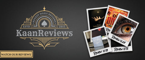 kaan reviews, mystique factory, magic review show,