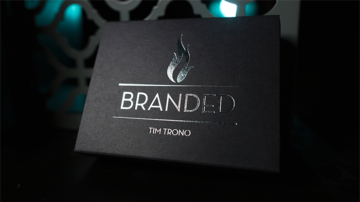 Branded (Gimmicks and Online Instructions) by Tim Trono