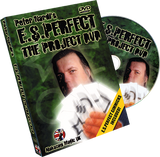 E.S.Perfect - The Project DVD by Peter Nardi and Alakazam Magic - Mystique Factory Magic
