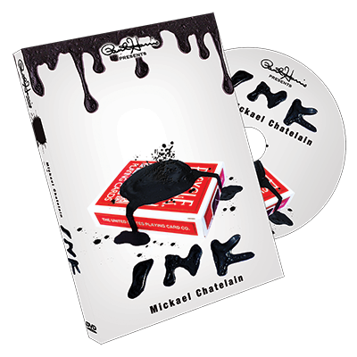 Paul Harris Presents Ink (Gimmick and DVD) by Mickael Chatelain and Paul Harris