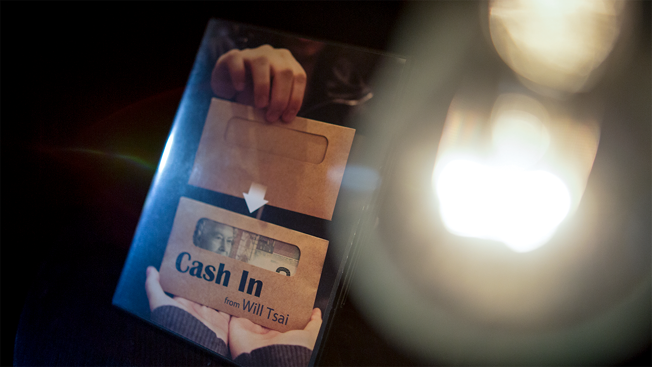 Cash In by Will Tsai and SansMinds - Mystique Factory