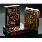 Bicycle Bacon Lovers Playing Card by Collectable Playing Cards - Mystique Factory