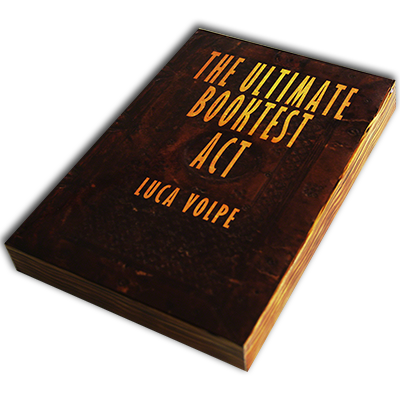 Ultimate Book Test (Limited Edition) by Luca Volpe and Titanas Magic