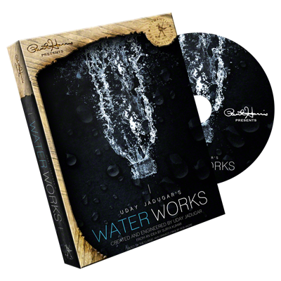 Water Works by Uday Jadugar & Paul Harris Presents - Mystique Factory