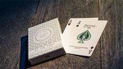 At the Table Playing Cards - Mystique Factory