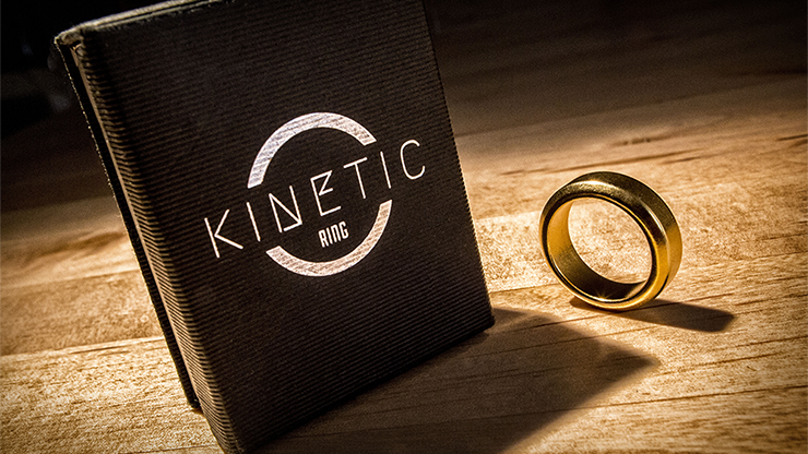 Kinetic PK Ring by Jim Trainer