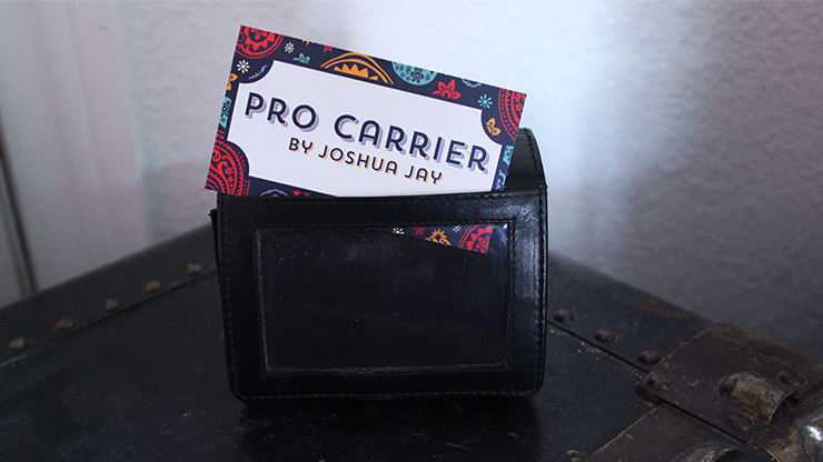 Pro Carrier Deluxe by Joshua Jay and Vanishing Inc.