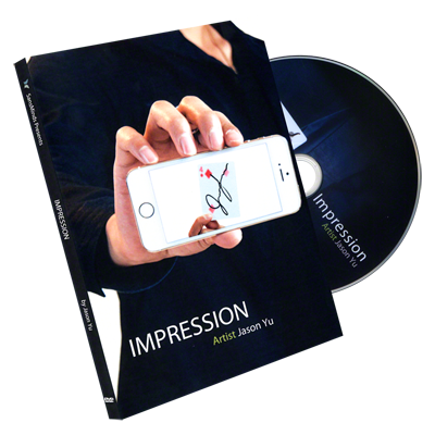 Impression by Jason Yu and SansMinds (DVD + Gimmicks) - Mystique Factory