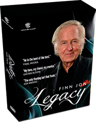 Legacy by Finn Jon (4 DVD Set) FREE SHIPPING - Mystique Factory