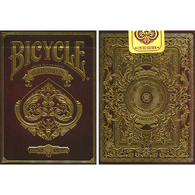 Bicycle Collectors Deck by Elite Playing Cards - Mystique Factory Magic