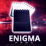 Enigma Pad (bonus 3 pack) by Paul Romhany - Mystique Factory