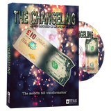 Changeling (DVD and Gimmicks) by Marc Lavelle and Titanas Magic - Mystique Factory
