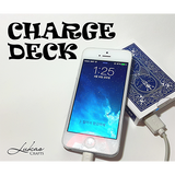 Charge Deck by Lukas Crafts - Mystique Factory