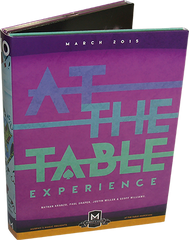At the Table Live Lecture March 2015 (4 DVD set) - Mystique Factory Magic