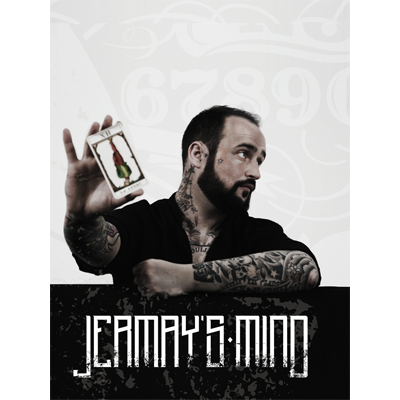 Jermay's Mind (DVD Set) by Luke Jermay and Vanishing Inc.