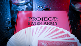 Project: Swiss Army (Gimmicks and Online Instructions) by Brandon David and Chris Turchi - Mystique Factory