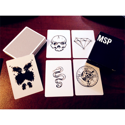 Mentalism Symbol Pack (Deck and Video) by Anton Andresen - Mystique Factory