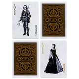 King Henry VIII (Limited Edition) British Monarchy Playing Cards by LUX Playing Cards - Mystique Factory