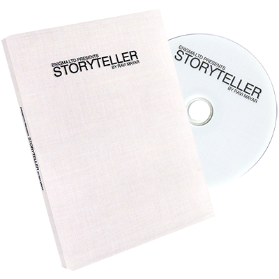 Storyteller by Ravi Mayar and Enigma LTD.