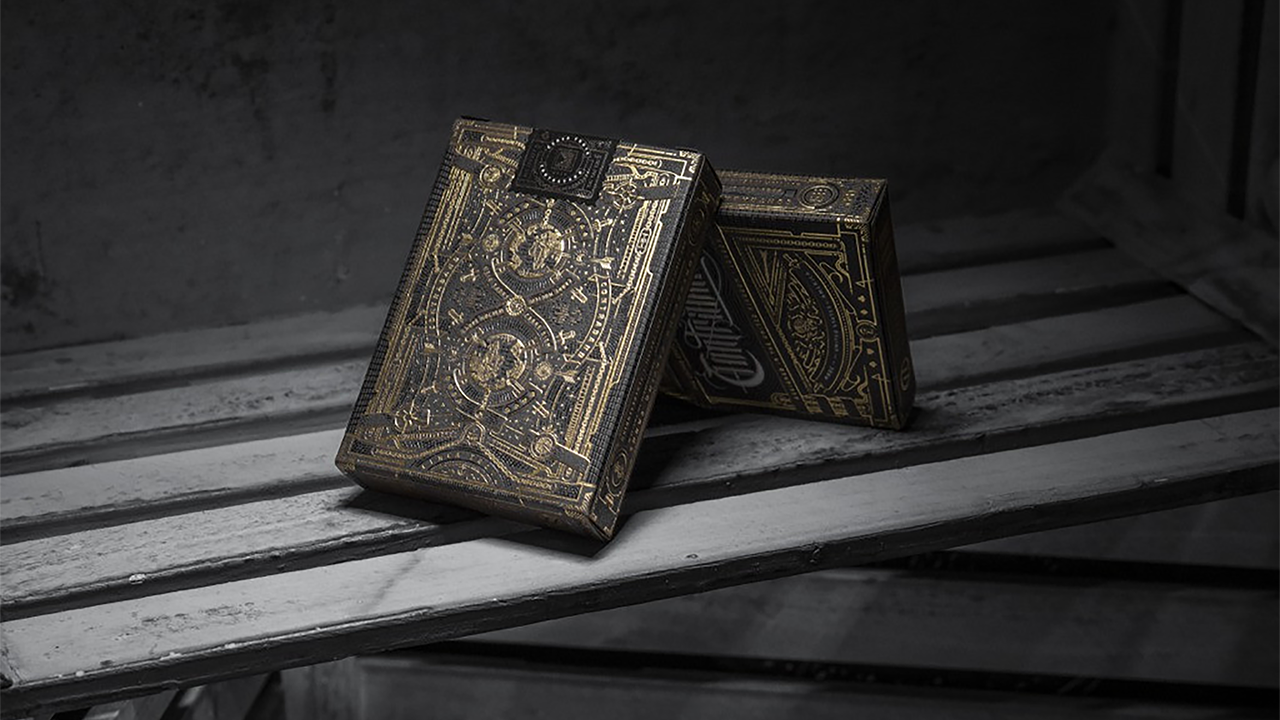 Contraband Playing Cards by Theory 11 - Mystique Factory