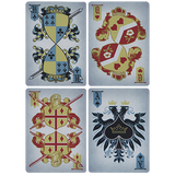 Coat of Arms Playing Cards by Jamm Packd - Mystique Factory