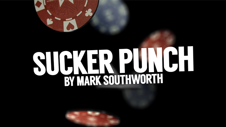 Sucker Punch (Gimmicks and Online Instructions) by Mark Southworth