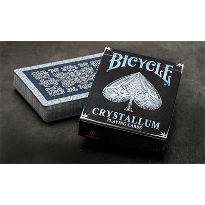 Bicycle Crystallum Playing Cards by Collectable Playing Cards - Mystique Factory