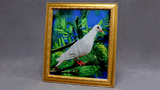 Dove Frame (Photo) by Mr. Magic - Mystique Factory