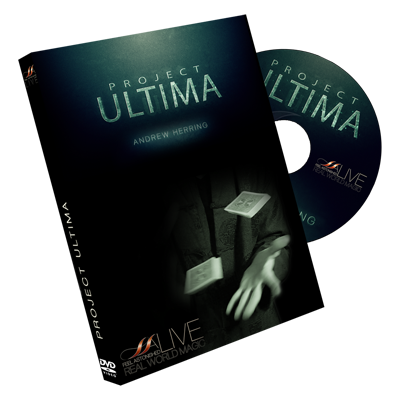 Project ULTIMA by Andrew Herring & Feel Astonished LIVE