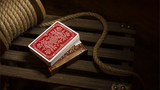 Monarch Playing Cards (Red) by Theory 11 - Mystique Factory