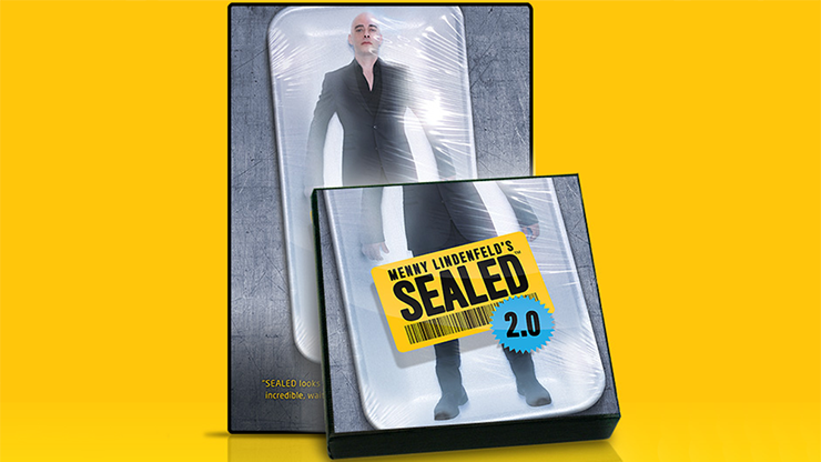Sealed 2.0 by Menny Lindenfeld (FREE SHIPPING)