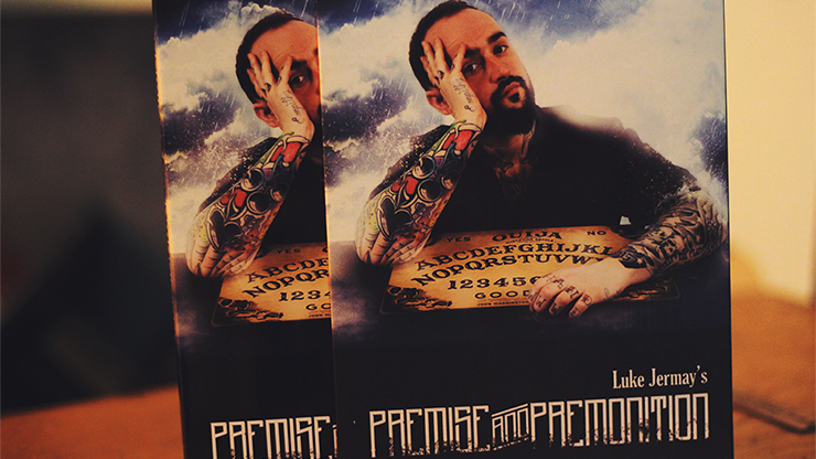 Premise & Premonition (4 DVD Set) by Luke Jermay (FREE SHIPPING) - Mystique Factory Magic