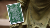 Monarch Playing Cards (Green) by Theory 11 - Mystique Factory