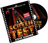 Screen Test Pocket Action Pack Edition (DVD and Gimmicks) by Steve Dimmer - Mystique Factory