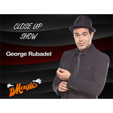 Close up Show com George Rubadel (Portuguese Language) - Mystique Factory