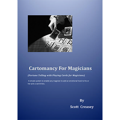 Cartomancy by Scott Creasey - Mystique Factory