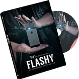 Flashy (DVD and Gimmick) by SansMinds Creative Lab - Mystique Factory