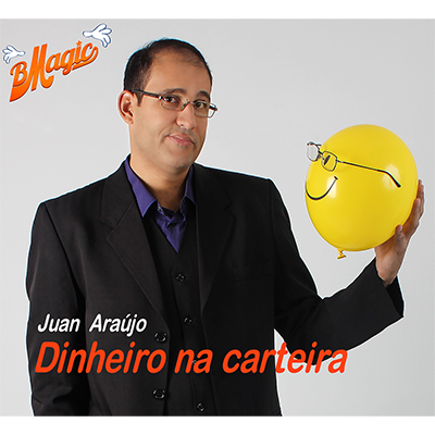 Dinheiro na carteira (Bill in Wallet at back trouser pocket / Portuguese Language only) by Juan Araújo