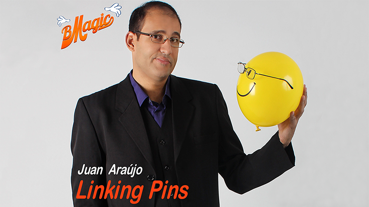 Linking Pins (Portuguese Language Only) by Juan Araújo video DOWNLOAD