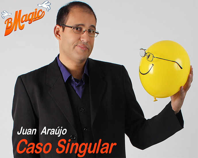 Caso Singular (Ring in the Nest of Boxes / Portuguese Language Only) by Juan Araújo