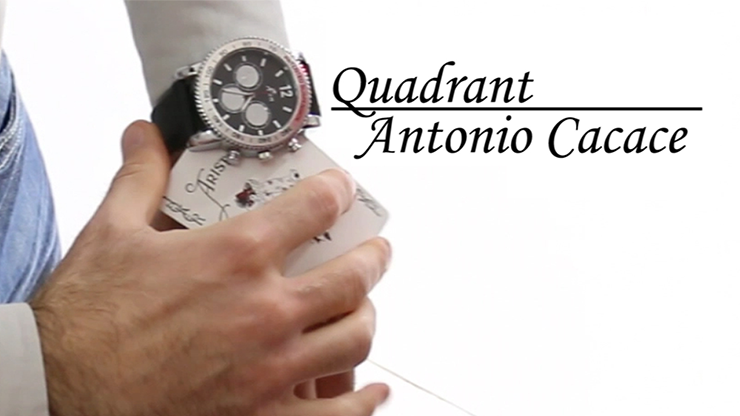 Quadrant by Antonio Cacace video DOWNLOAD - Mystique Factory