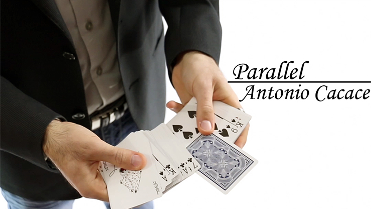 Parallel by Antonio Cacace video DOWNLOAD - Mystique Factory