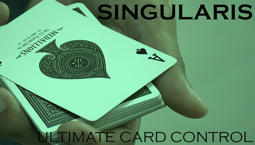 Magic Encarta Presents Singularis by Vivek Singhi