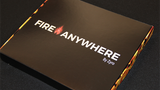 Fire Anywhere by Zyro and Aprendemagia (Gimmick and Online Instructions) - Mystique Factory