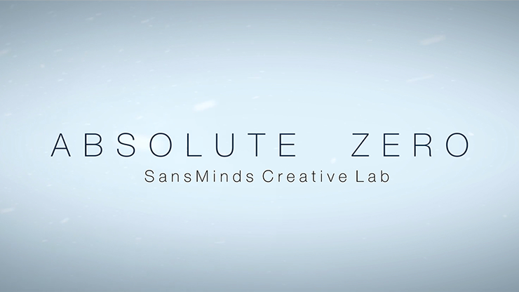 Absolute Zero (Gimmick and Online Instructions) by SansMinds