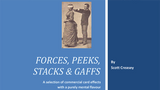 Forces, Peeks, Stacks & Gaffs Ebook - Mentalism with Cards by Scott Creasey - Mystique Factory