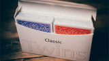 Classic Twins Playing Cards by Expert Playing Cards - Mystique Factory
