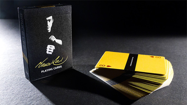 Bruce Lee Playing Cards by Dan and Dave - Mystique Factory