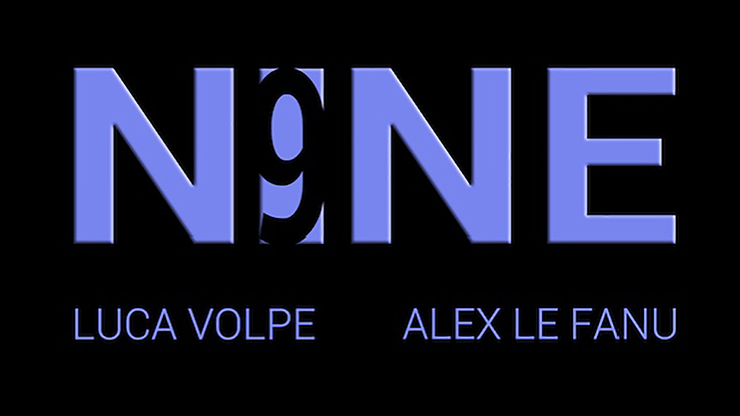 Nine by Alex Le Fanu and Luca Volpe - Mystique Factory